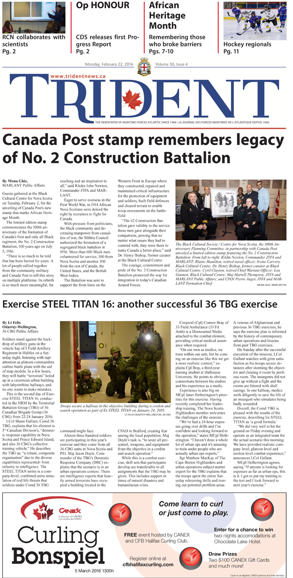 Volume 50, Issue 4, February 22, 2016