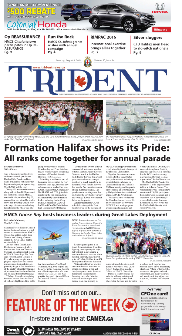 Volume 50, Issue 16, August 8, 2016