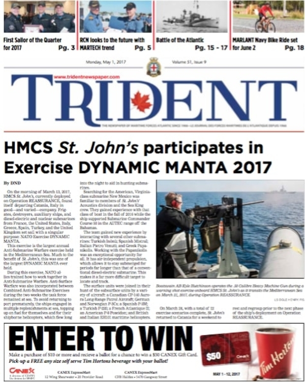 Volume 51, Issue 09, May 01, 2017