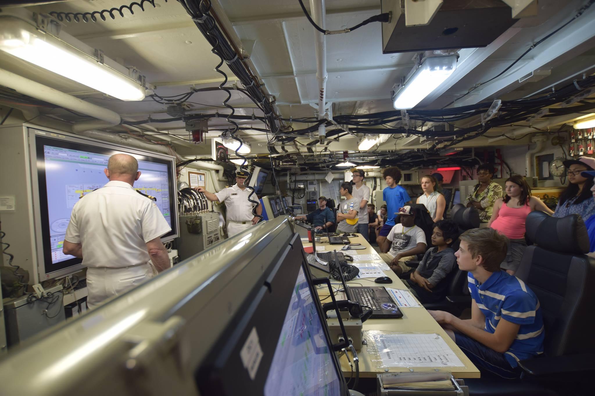 Navy 101