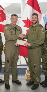 Cpl Anthony Laviolette, 12 Wing Imaging