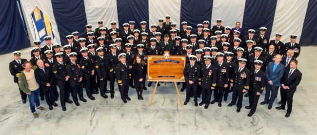 Photo Credit: Ordinary Seaman (OS) John Iglesias Formation Imaging Services