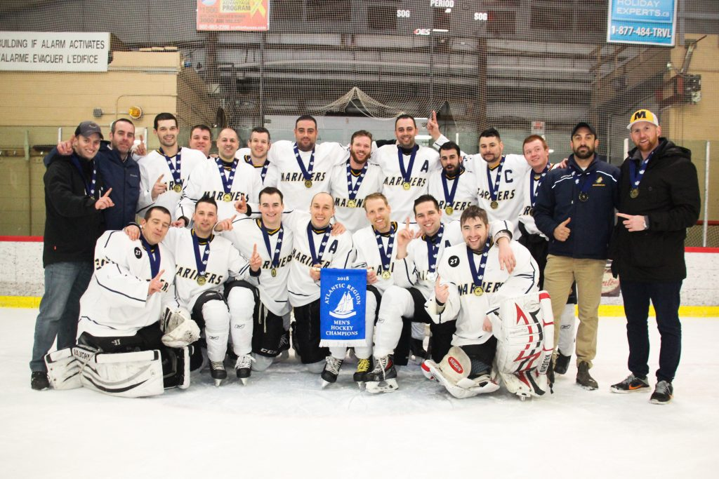 Regional Hockey champs