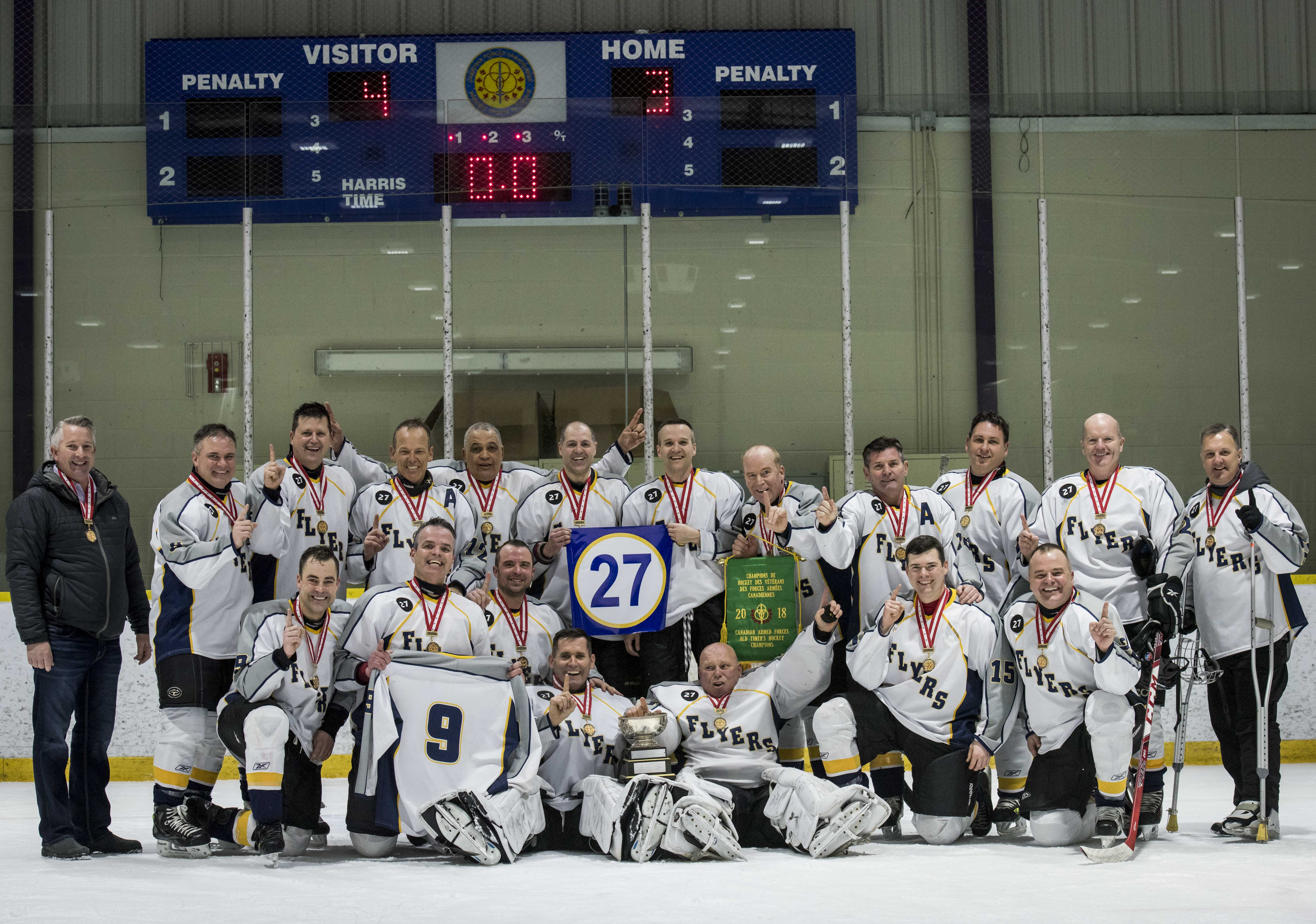 Old Timers' National Hockey Championship