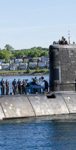 HMCS Windsor returned to Halifax on June 20 after more than five months deployed in the Baltic and Mediterranean alongside NATO allies. Photo: MONA GHIZ, MARLANT PA
