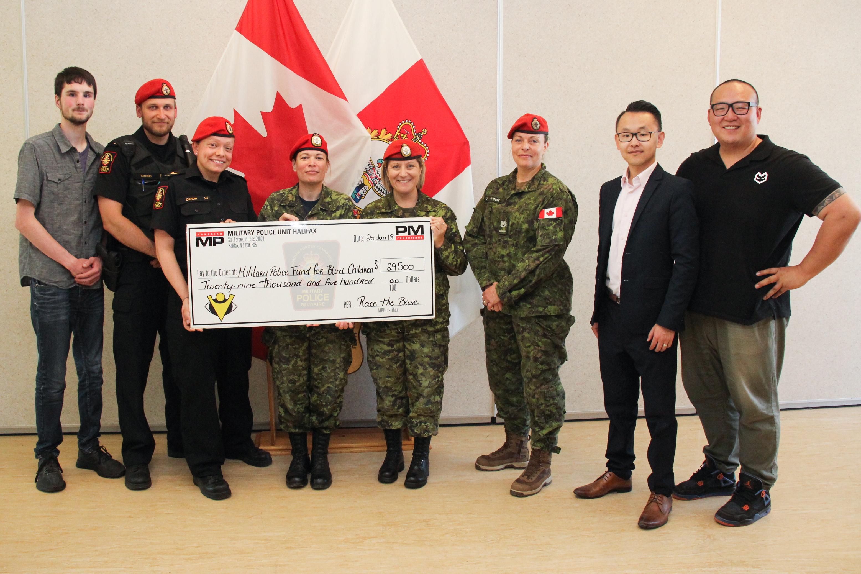 MPU Halifax Race the Base fundraiser | Trident Newspaper