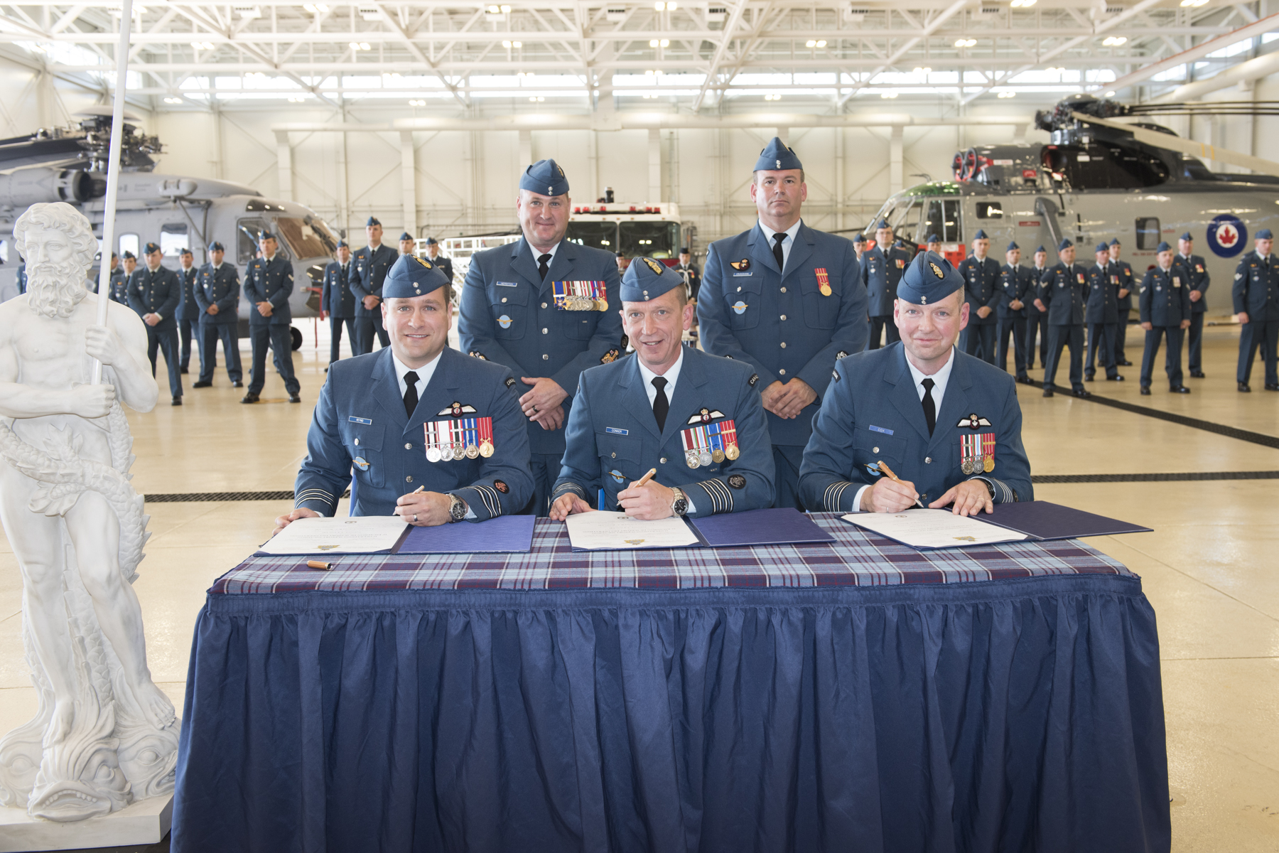 12 OSS Change of Command