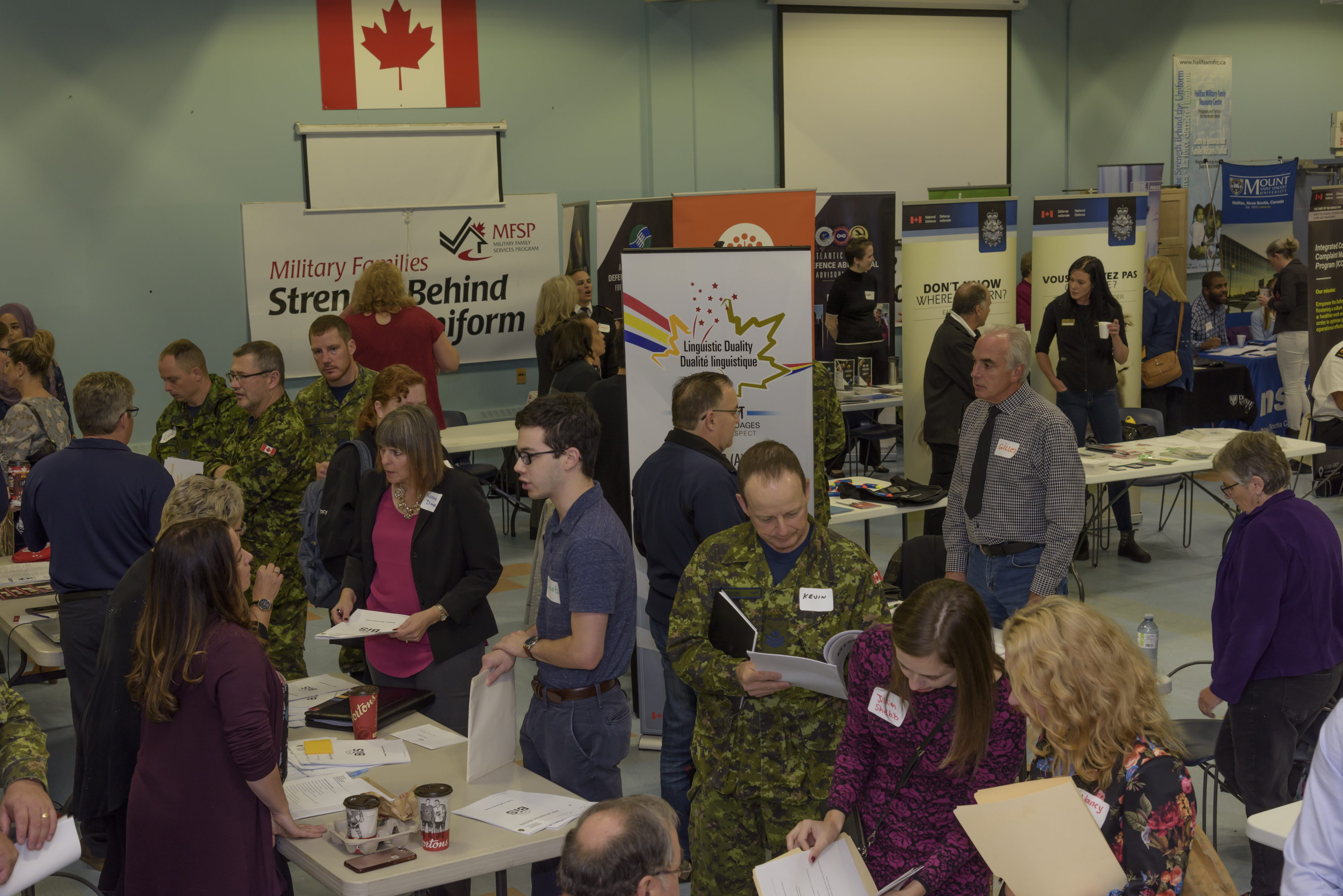 Networking Fair attracts large crowd