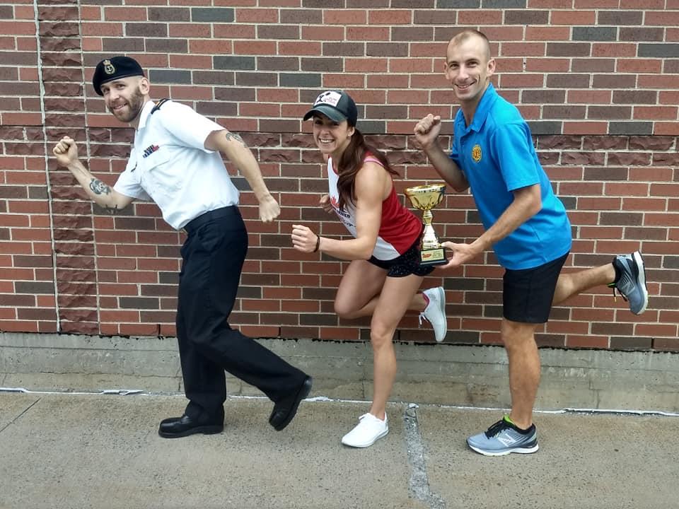 MEGA Running winners