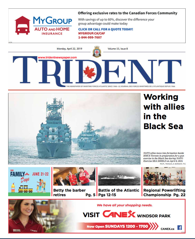 Volume 52, Issue 08, April 22, 2019