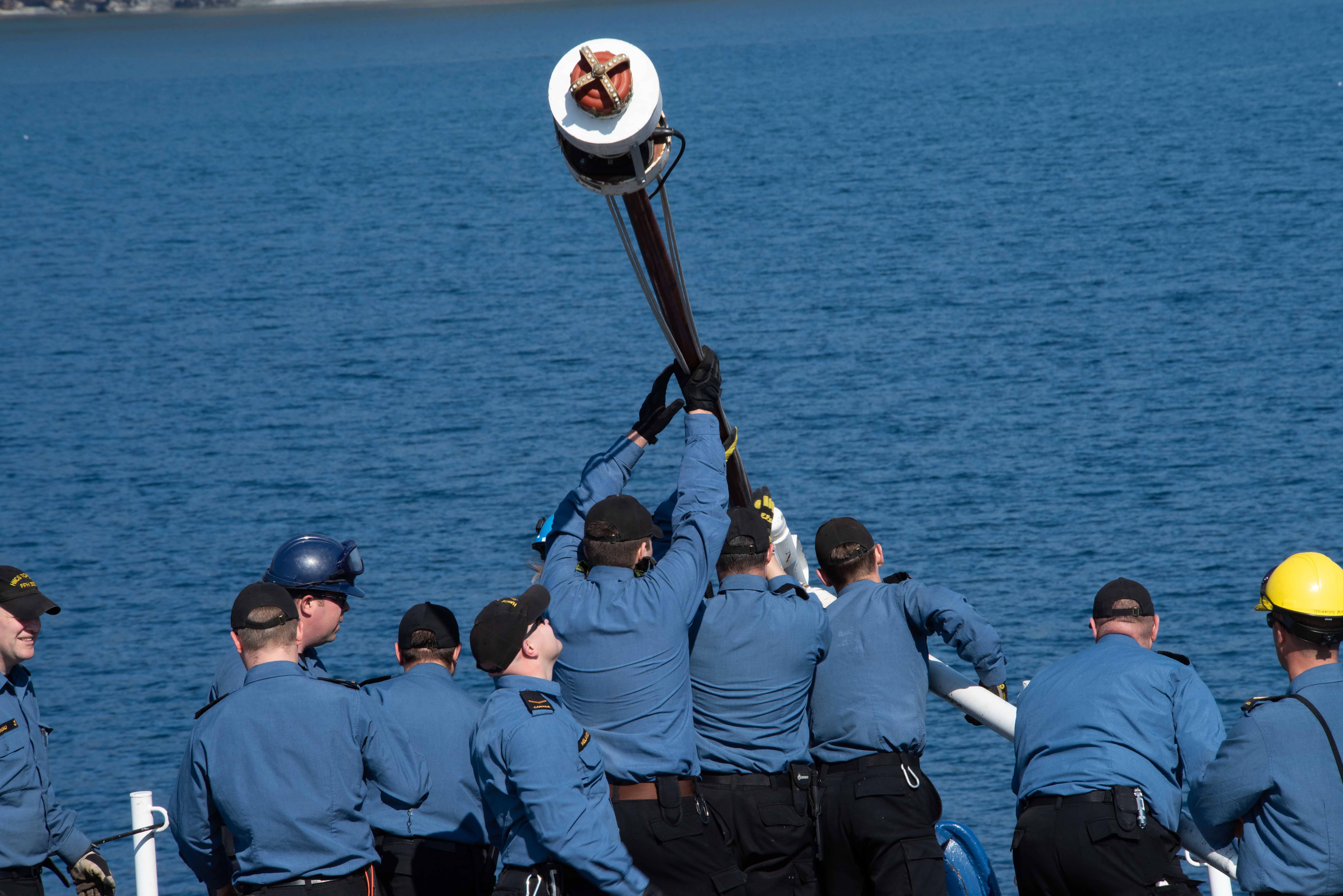 HMCS Toronto visits Turkey
