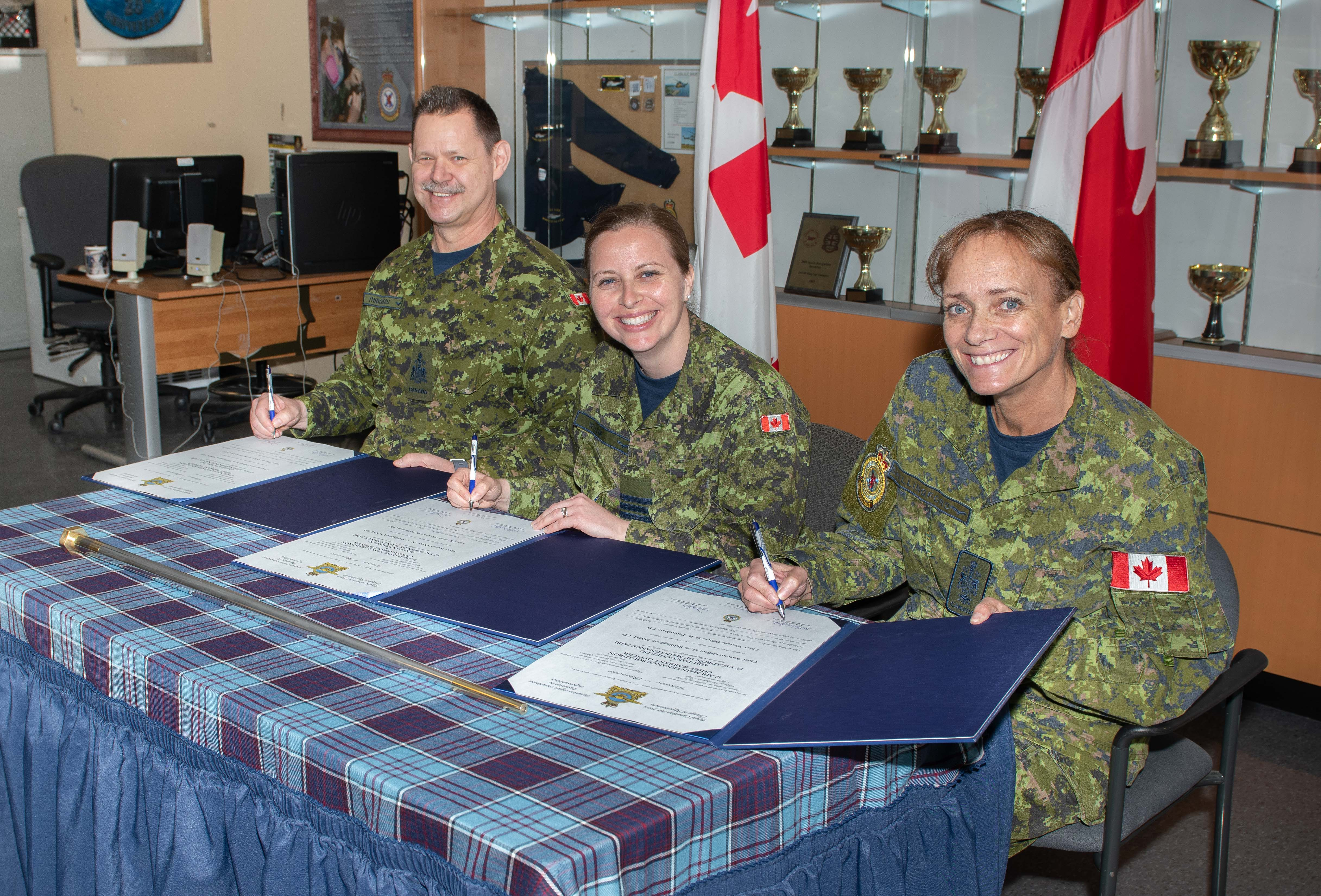 12 AMS welcomes new Squadron CWO