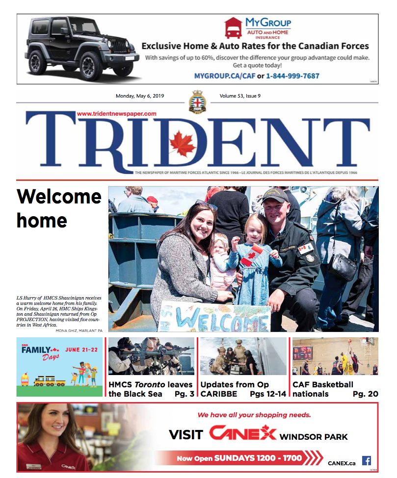 Volume 52, Issue 09, May 06, 2019