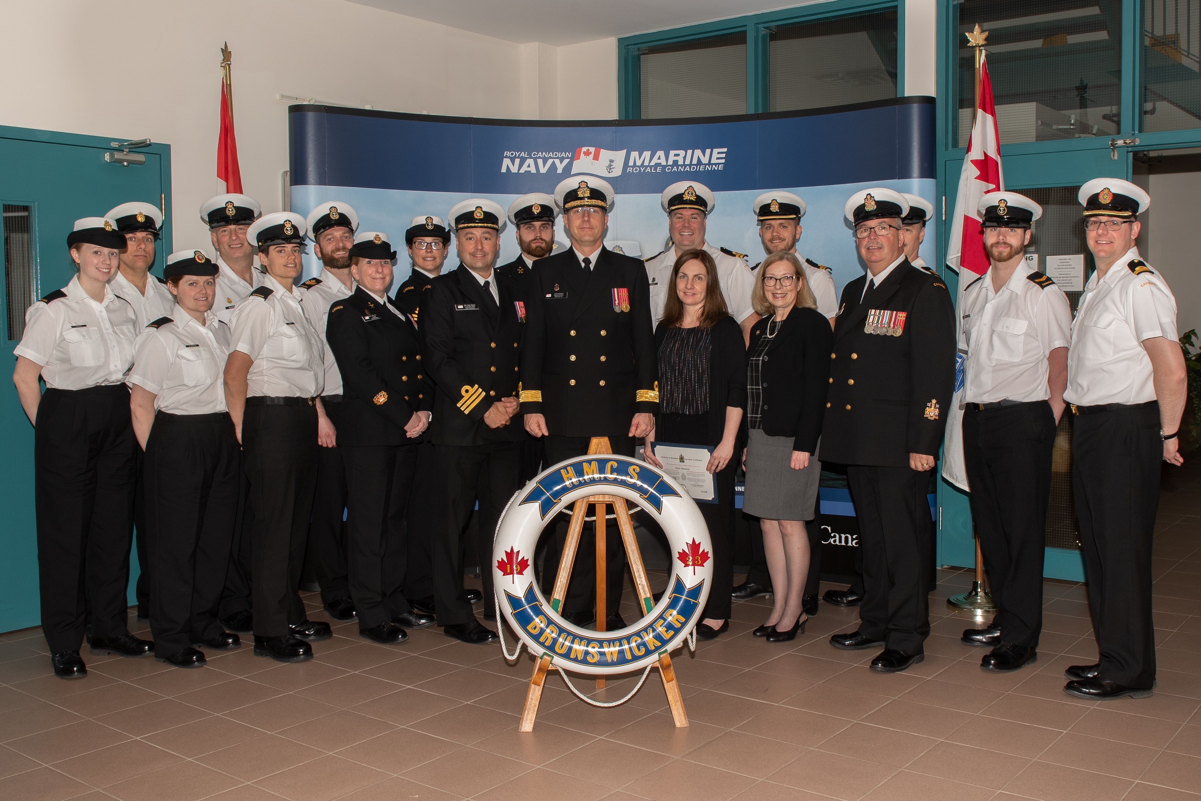 HMCS Brunswicker opens satellite in Moncton