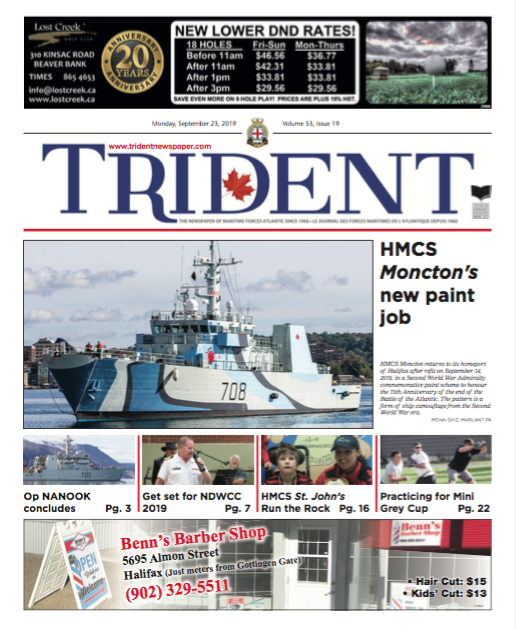Volume 53, Issue 19, September 23, 2019