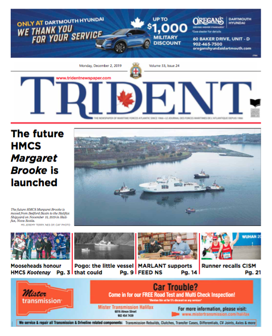Volume 53, Issue 24, December 02, 2019