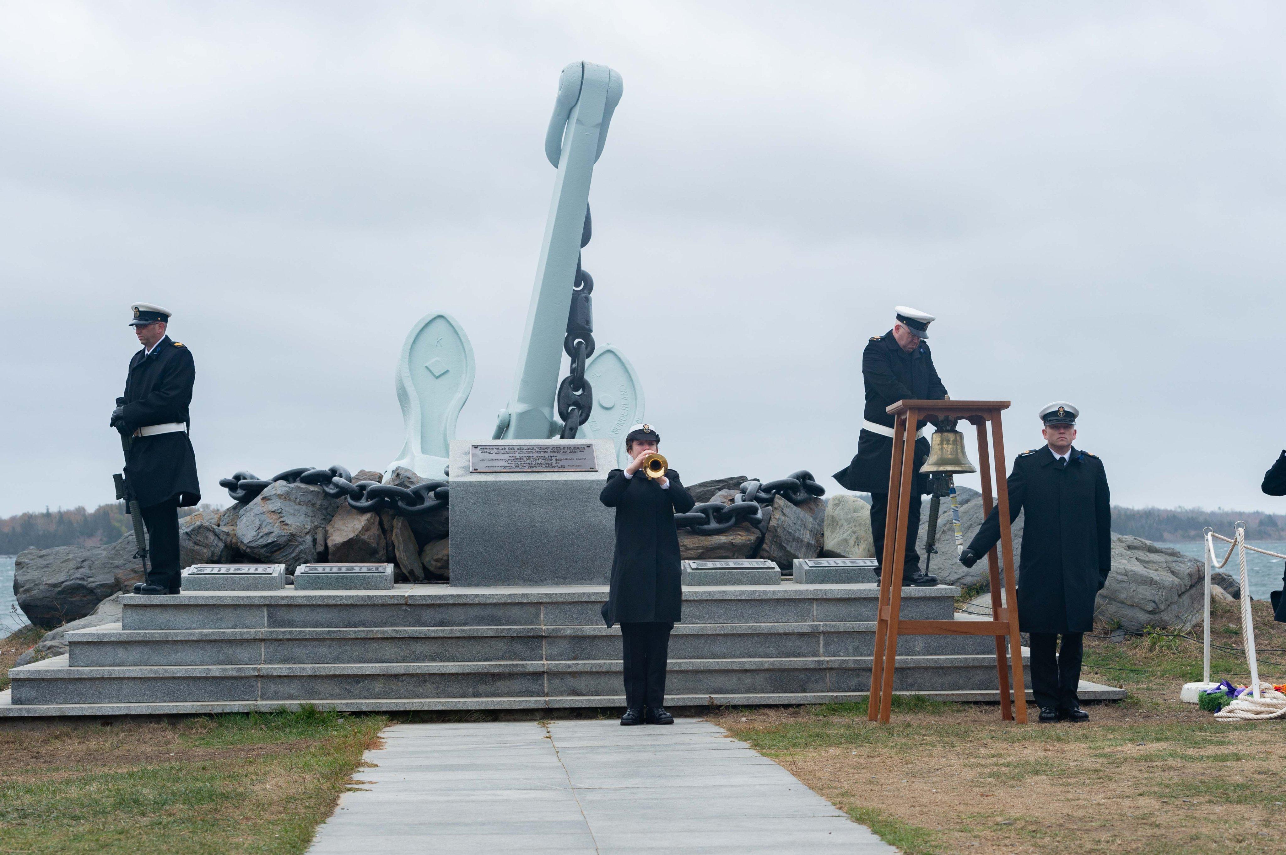 Remembering HMCS Kootenay