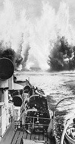 Battle of the Atlantic history: January