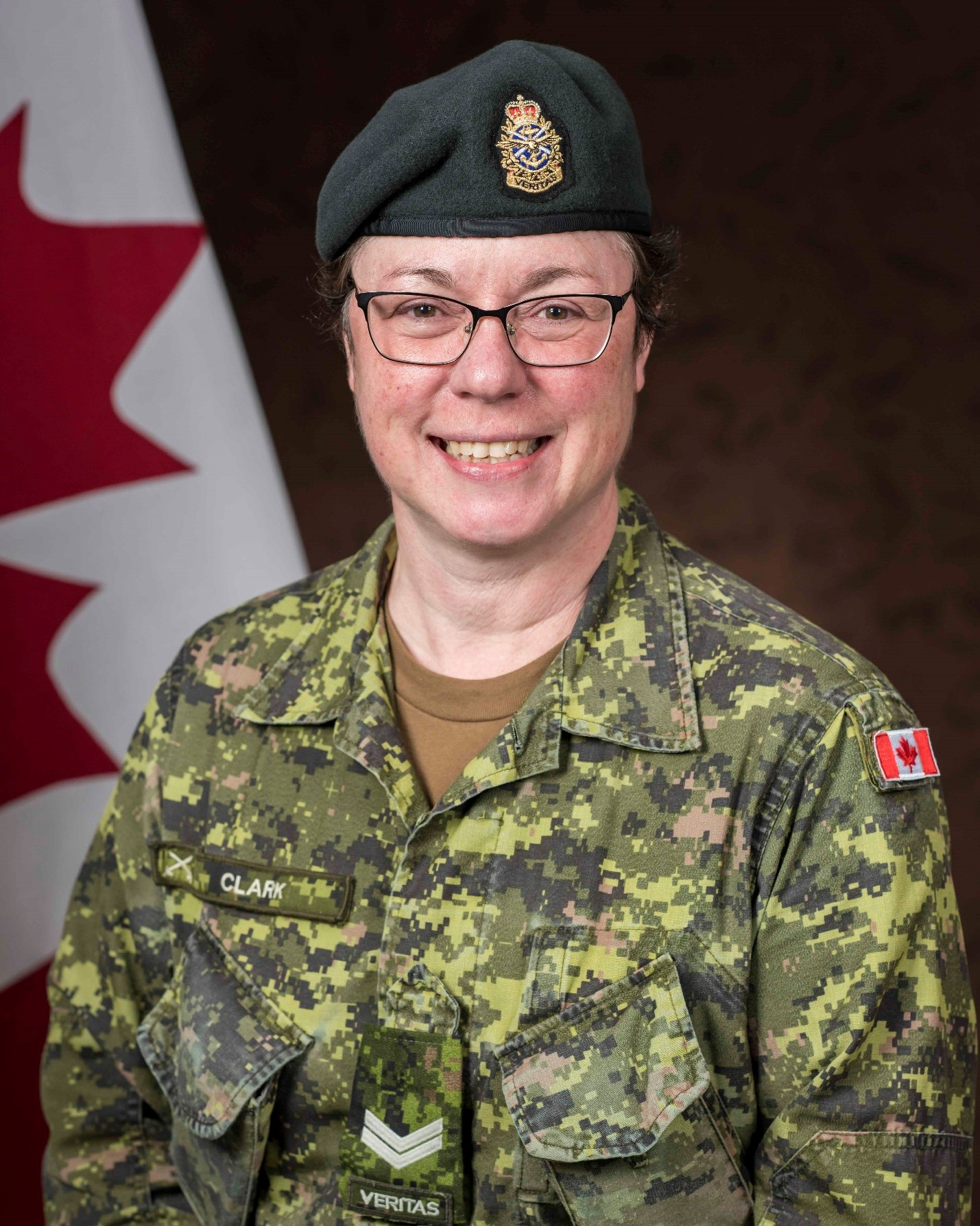 NDWCC Faces of CFB Halifax: Cpl Cheryl Clark