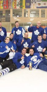 HMCS Toronto were the winners of the 2020 MEGA Hockey Championship, held at the Shearwater Arena from January 20-24. RYAN MELANSON, TRIDENT STAFF