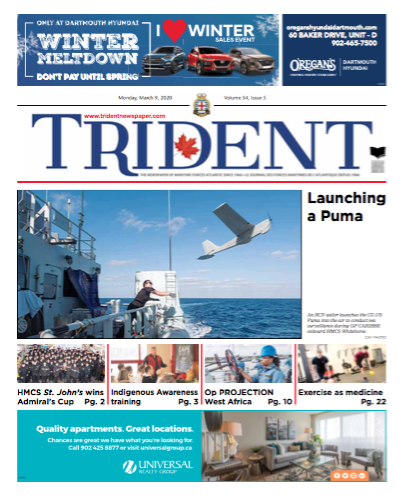Volume 54, Issue 05, March 09, 2020