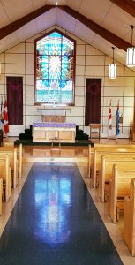 stadacona chapel