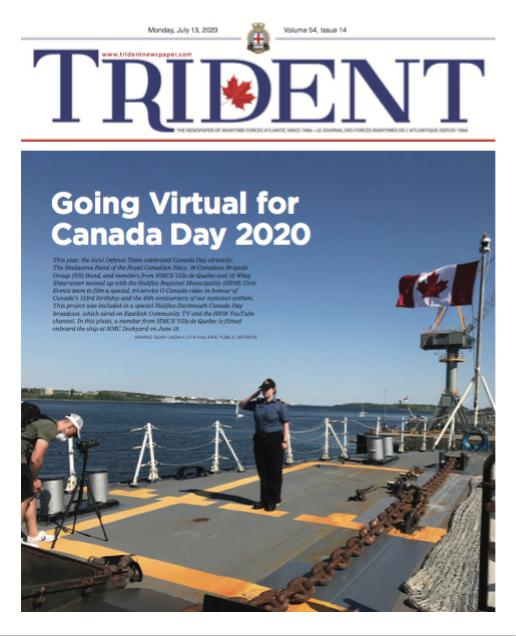 Volume 54, Issue 14, July 13, 2020