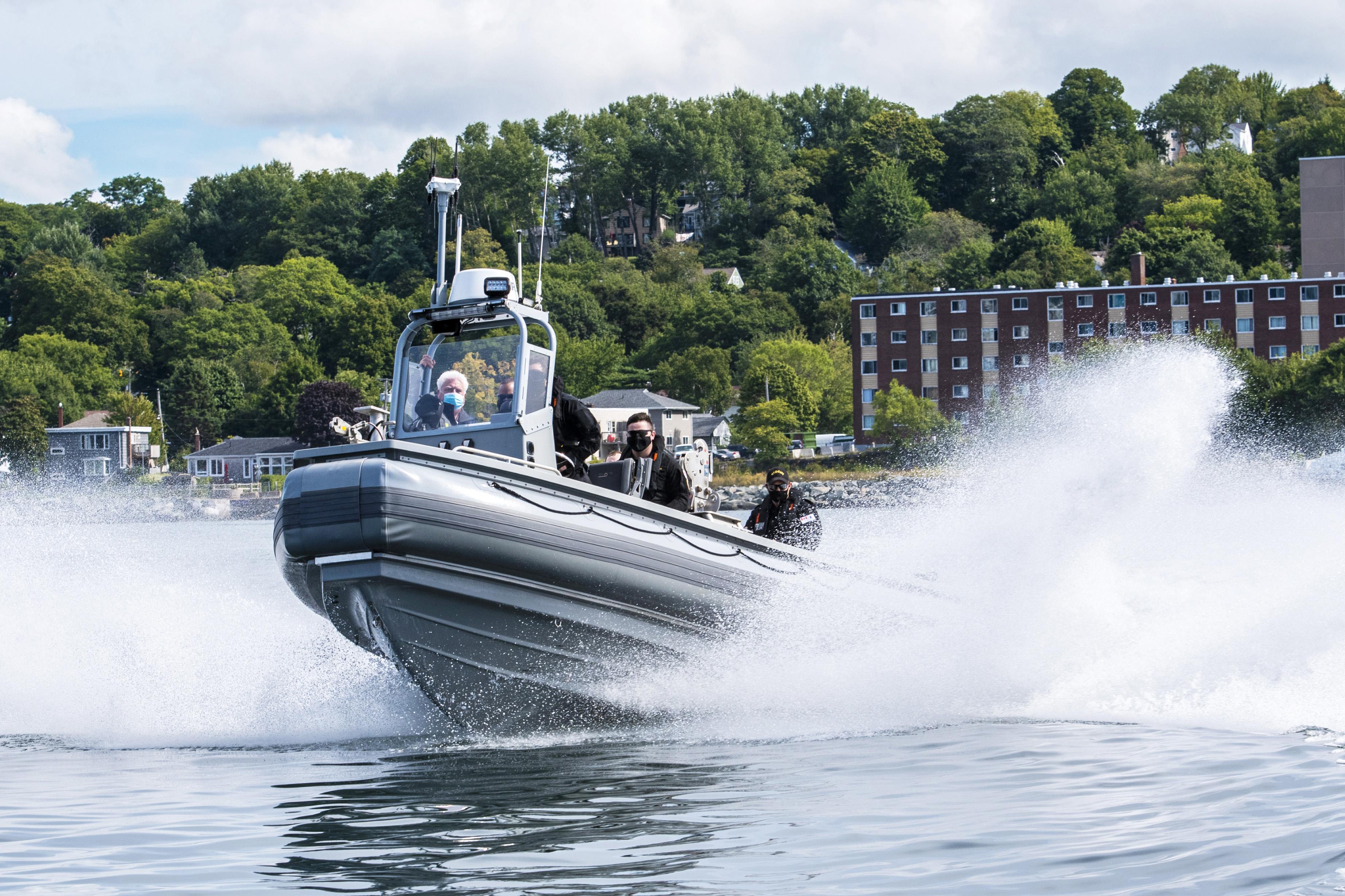New Multi-Role Rescue Boat