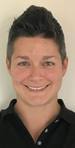 Capt Boriana Stefanov is the new Training Coordinator for the CAF Athletic Trainer Program. SUBMITTED