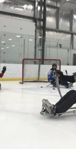 Soldier On hosts sledge hockey camp