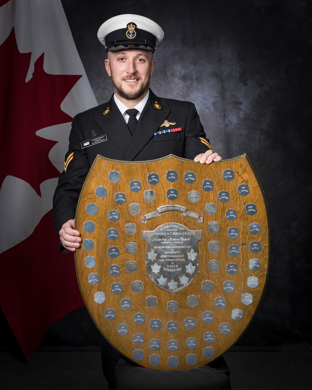 Admiral Jones' Shield