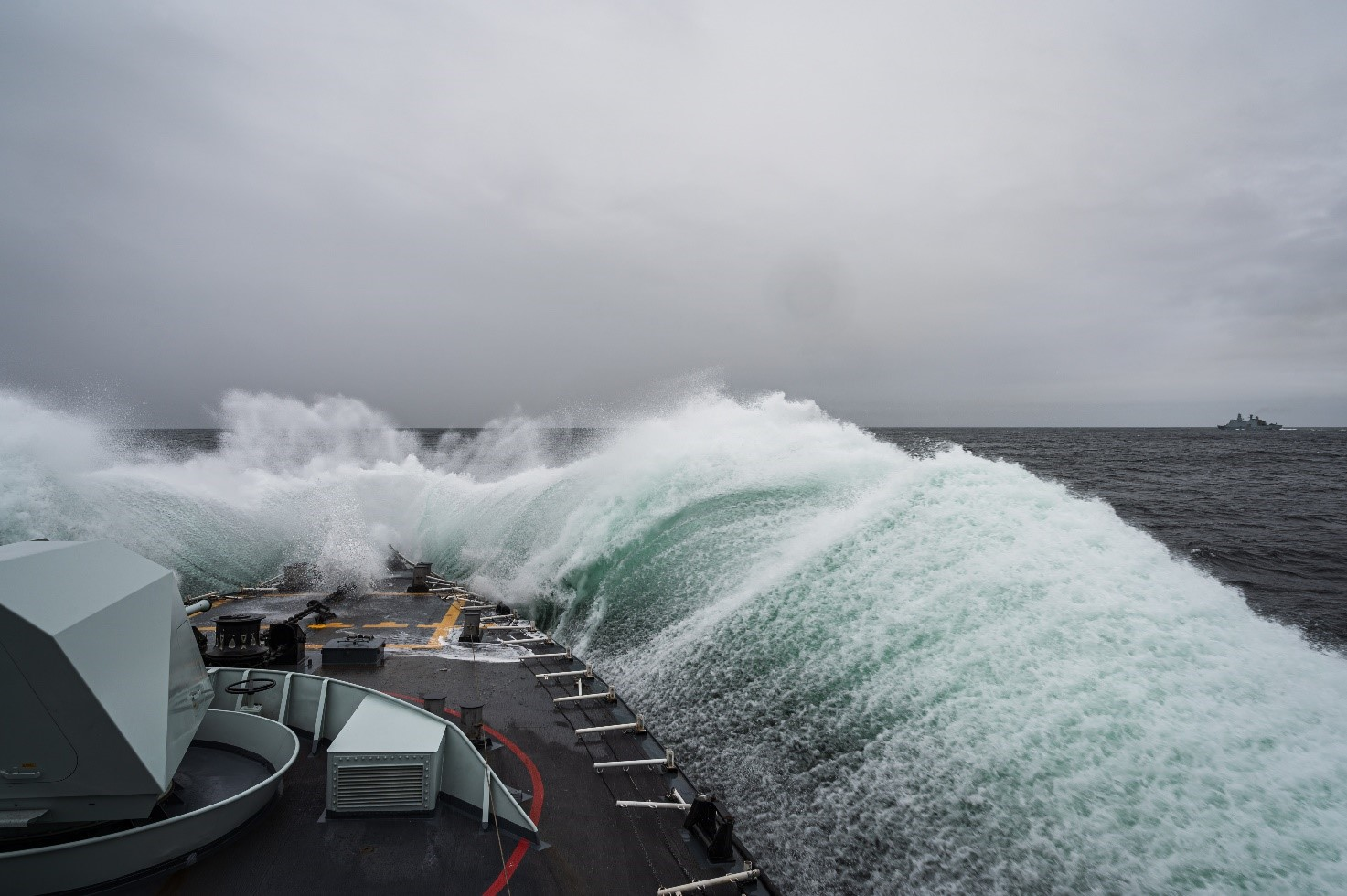 Exercise JOINT WARRIOR 21-2