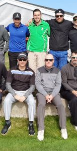 PSP Halifax is planning its second annual Ryder Cuip-style golf event with teams from CFB Halifax and 12 Wing Shearwater competing for bragging rights. Pictured above are players who took part in the 2020 event, in which the Halifax team won. SUBMITTED