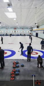 The curling season is quickly approaching, with open ice beginning October 1 at the CFB Halifax Curling Club. SUBMITTED